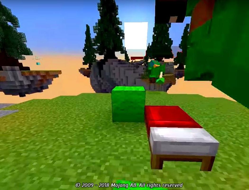 Bed Wars Game For Minecraft Pe For Android Apk Download