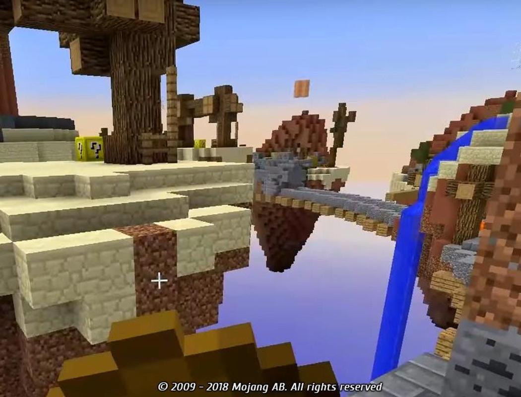 Sky Wars-Minecraft PE-Maps für Android - APK herunterladen