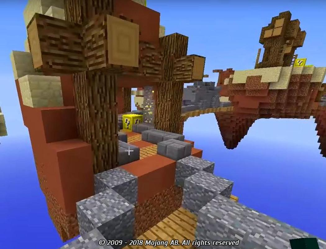 Sky Wars Minecraft PE Maps for Android - APK Download
