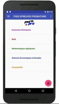 VITAMINE JPED Examen 1ère SES screenshot 2