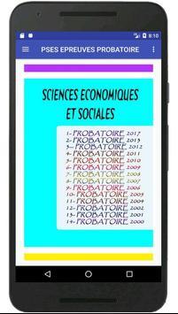 VITAMINE JPED Examen 1ère SES screenshot 6