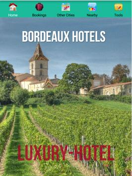 Bordeaux Hotels poster