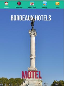 Bordeaux Hotels apk screenshot