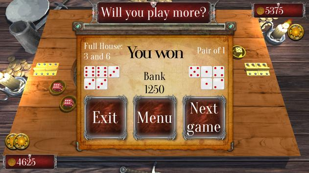 Dice Poker screenshot 5