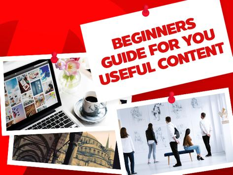 Guide Pinterest Free 2018 poster