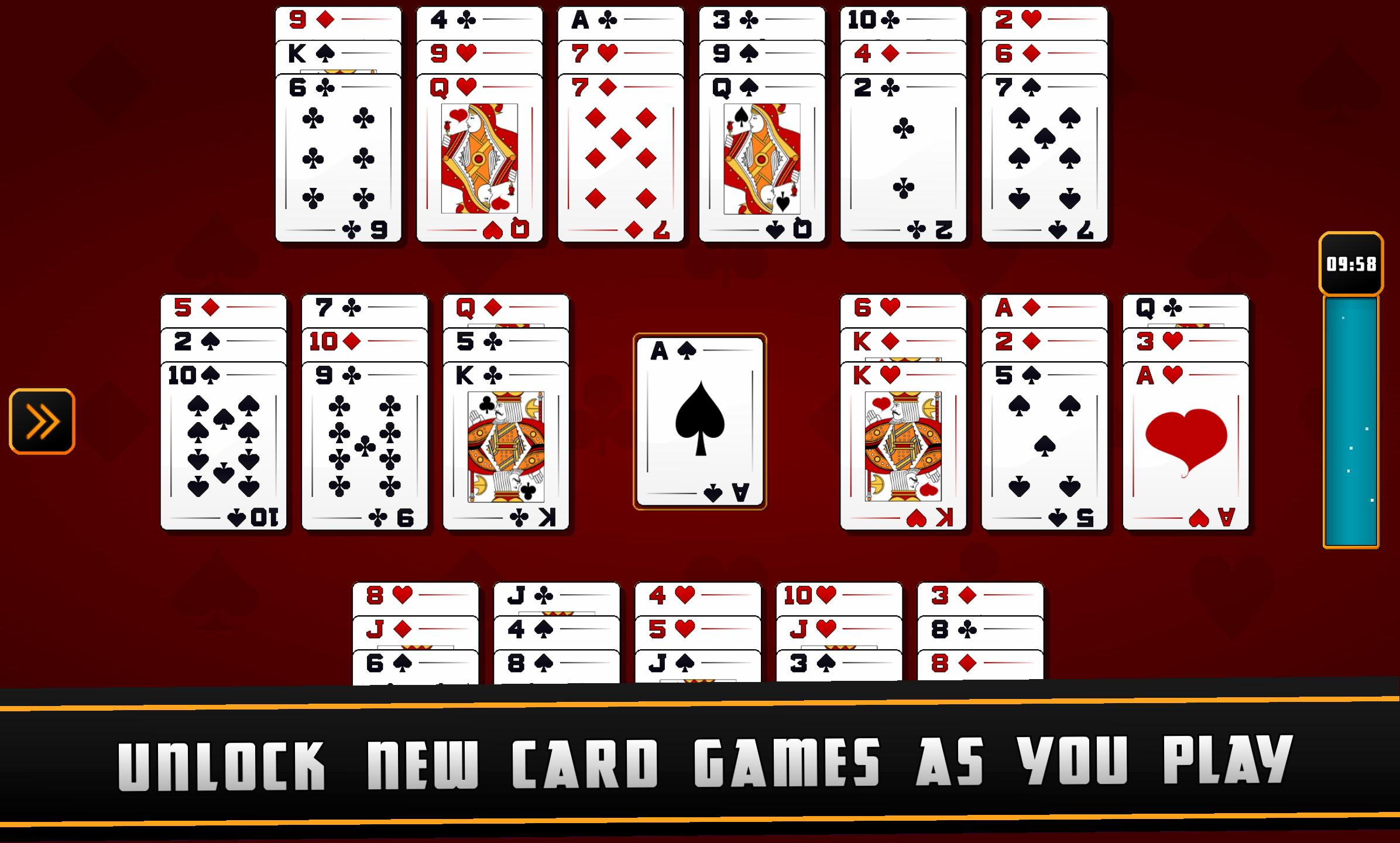 Freecell Solitaire - Red Pack for Android - APK Download