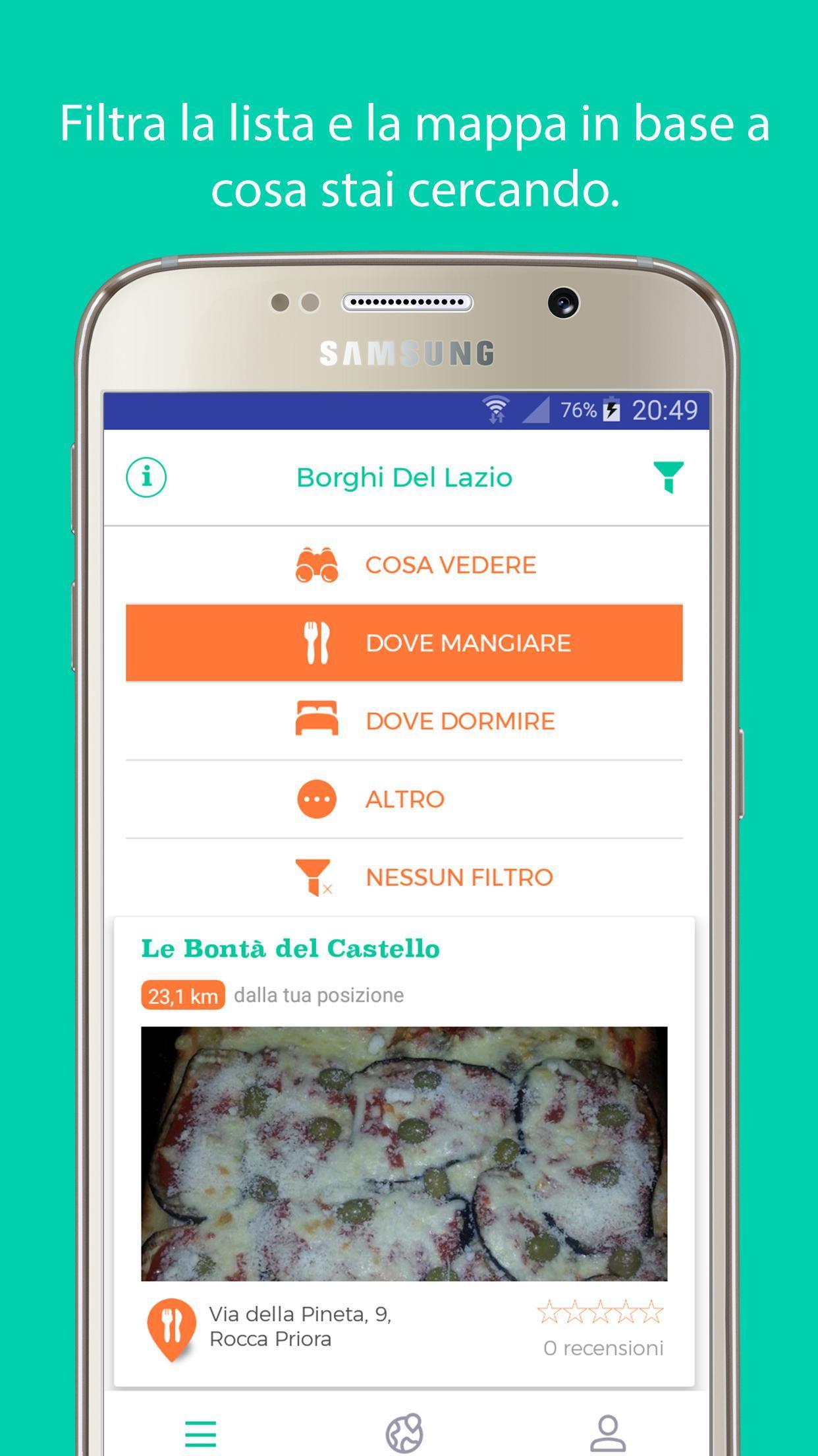 Monte Porzio Catone Cosa Vedere borghi del lazio for android - apk download