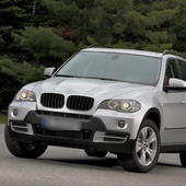 Jigsaw Puzzles Of BMW X5E70 icon