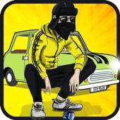 Life of Boris: Death Racing Game icon