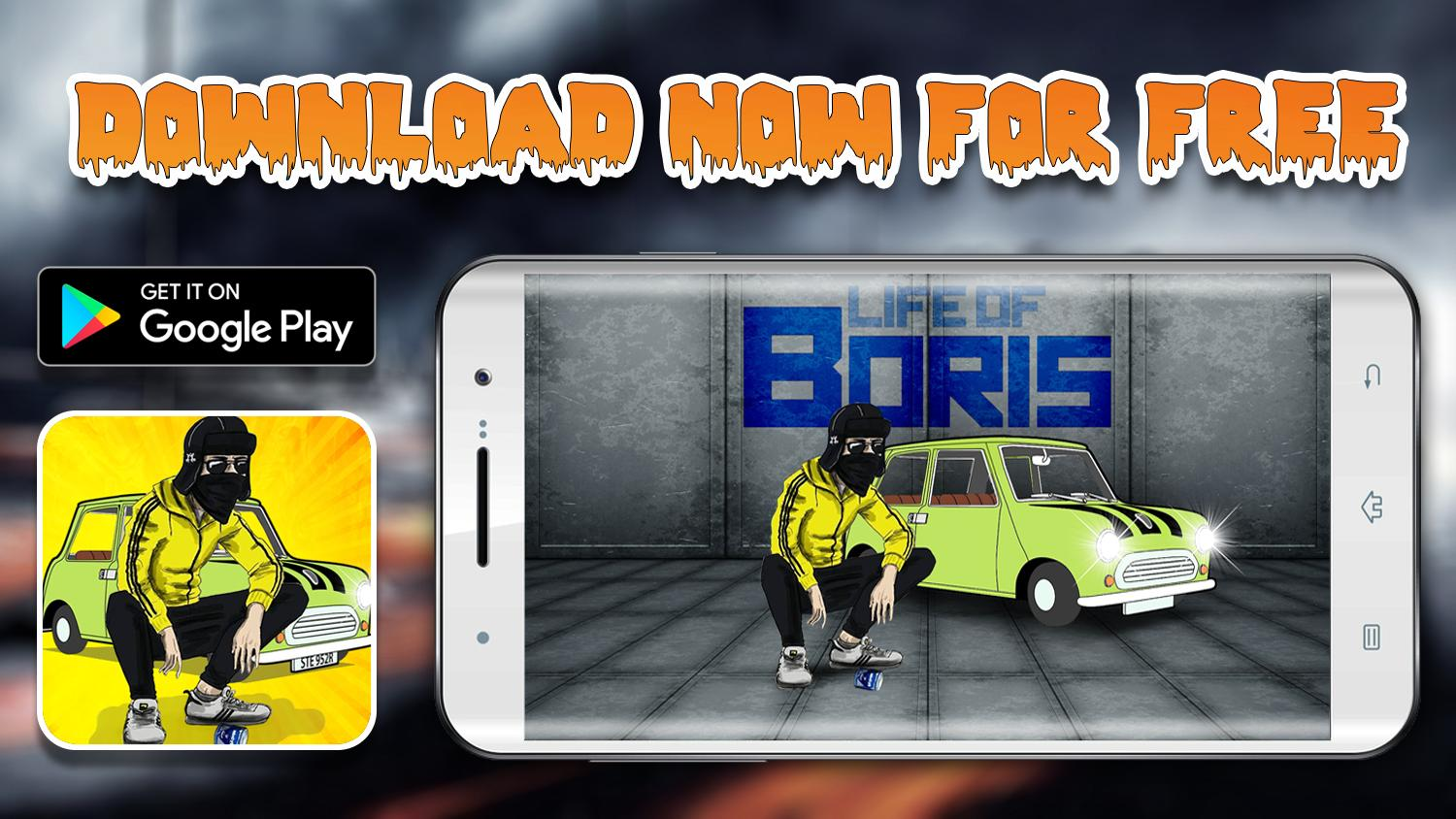 Life of Boris: Death Racing Game for Android - APK Download