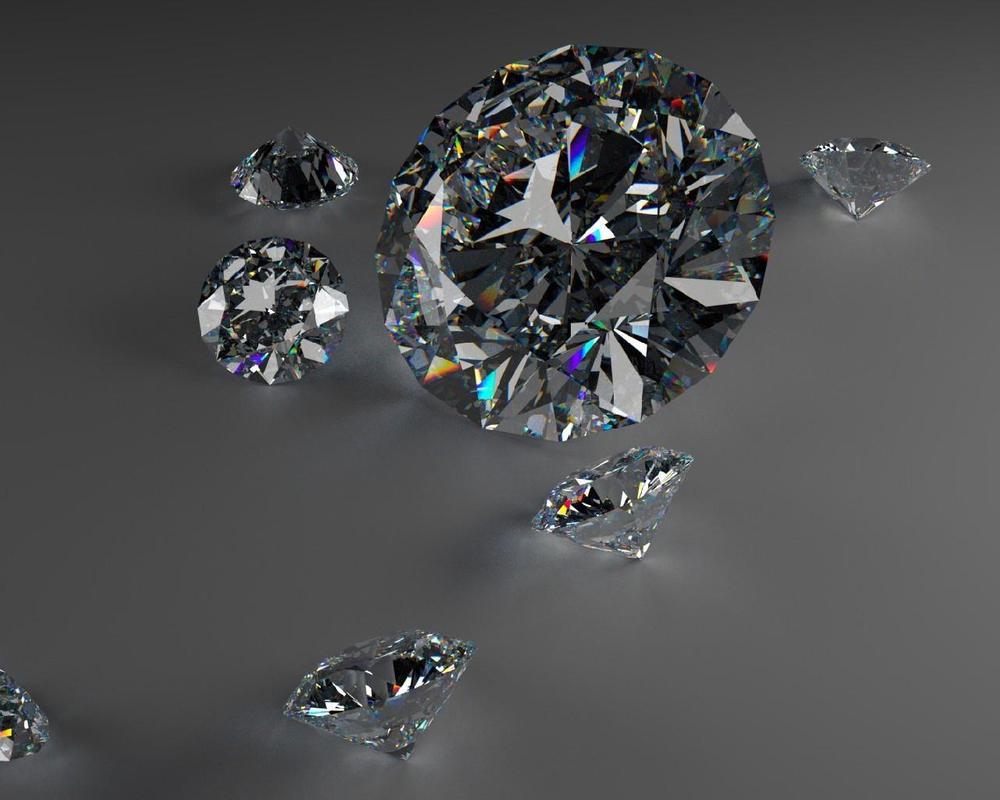 Fondo De Pantalla Gratuito De Diamantes For Android