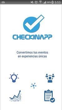 CheckInApp poster