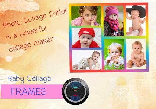 Baby Collage Art Grid Collage APK Download - Free Photography APP ...