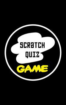 Scratch Quiz Game Quickpic apk screenshot
