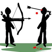 Bow Stickman icon
