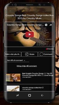 Country Music apk screenshot