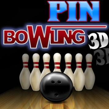3D Bowling poster