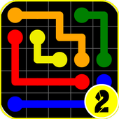 Flow Free 2017:Connection 2:New Puzzle Games 2017 icon