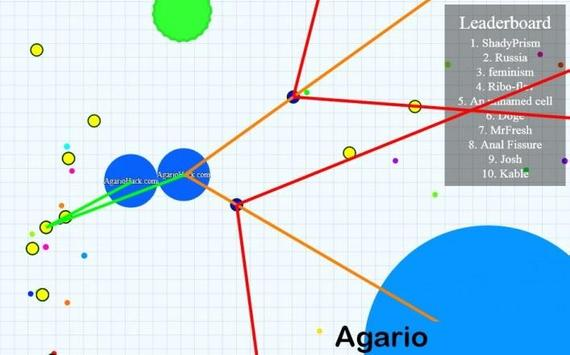 Tips and Tricks for Agario poster