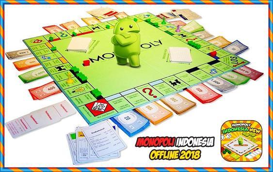 Monopoli Indonesia Offline apk screenshot