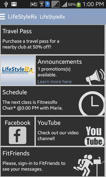 LifeStyle Rx apk screenshot