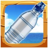 Water Bottle Flip 2K17 icon