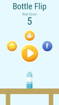 Water Bottle Flip 2K17 apk screenshot