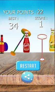 Bottle Flip extreme! screenshot 2