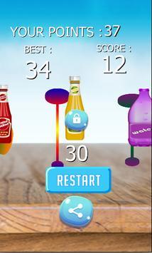 Bottle Flip extreme! screenshot 3
