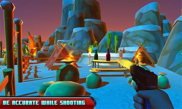 Bottle Shoot 3D-Legend Shooter poster