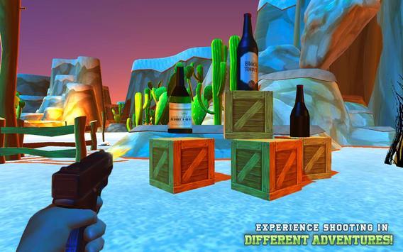 Bottle Shoot 3D-Legend Shooter apk screenshot