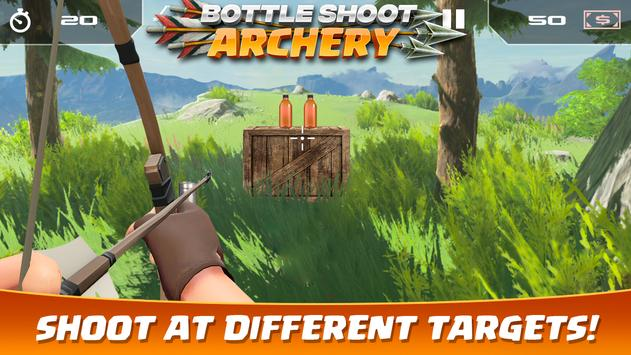 7 Schermata Bottle Shoot Archery