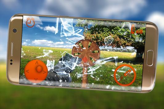 🍾Real Bottle Shoot Gun 3D Pro poster