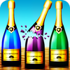 bottle shoot game icon