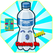 Tap Bottle Flipping Game Impossible/ icon