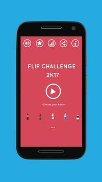 Ultra Bottle Flip 2k17 poster