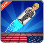 Bottle Flippy Trump icon