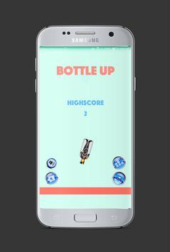 Bottle Flippy Trump apk screenshot