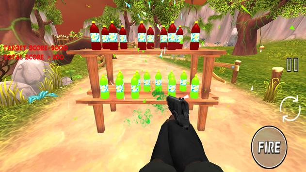 Bottle Shooting Action:Liquid Burst screenshot 1