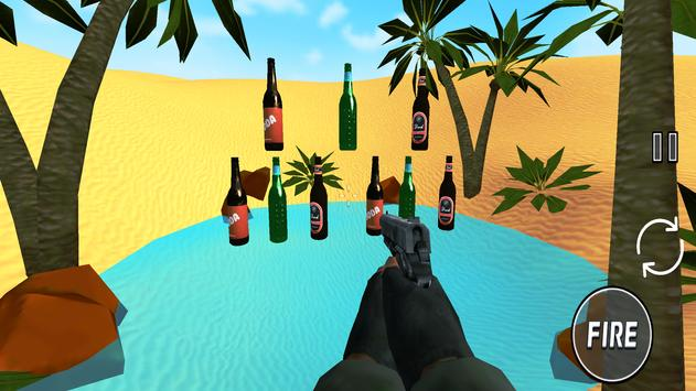 Bottle Shooting Action:Liquid Burst screenshot 2
