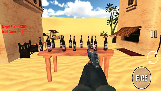 Bottle Shooting Action:Liquid Burst screenshot 4
