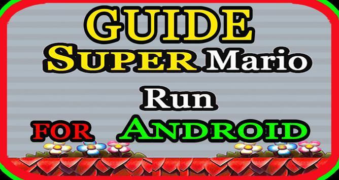 guide Super Mario Run android apk screenshot