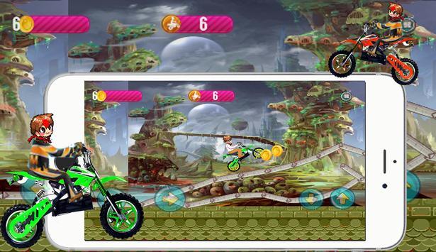 sandbox racing motorbike apk screenshot