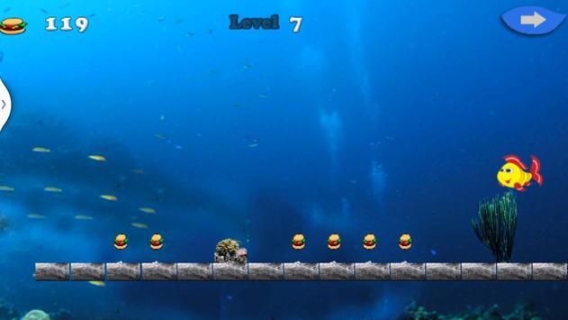 Amazing Hungry Fish apk screenshot