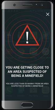 Minefields.info apk screenshot