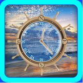 Summer Sunrise Vacation HD LWP icon