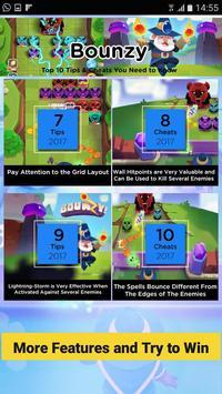 Bounzy! Warriors Cheats: Tips & Strategy Guide screenshot 5