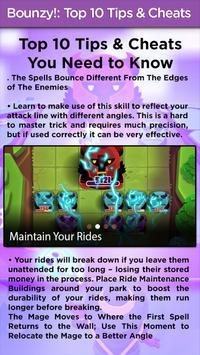 Bounzy! Warriors Cheats: Tips & Strategy Guide screenshot 19