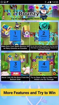 Bounzy! Warriors Cheats: Tips & Strategy Guide screenshot 21