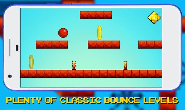Bounce Ball Game Classic poster